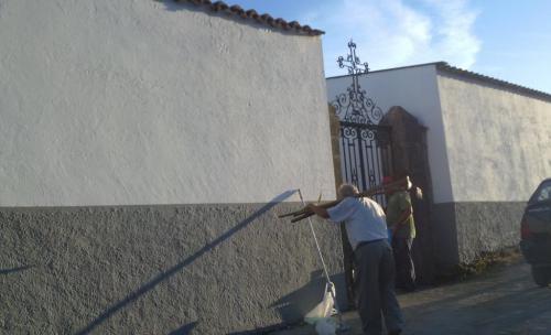 Rehabilitación cementerio de San Román (Piloña)