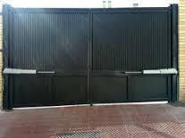 Puertas y Portones Metálicos