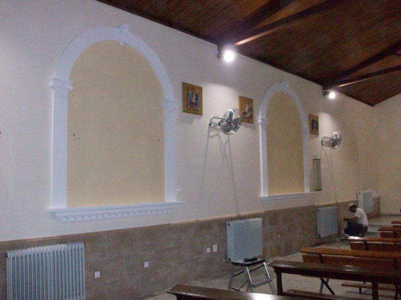 reforma interior iglesia