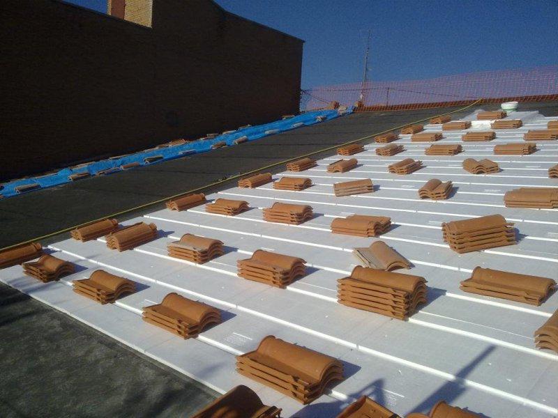 reparacion tejado iglesia