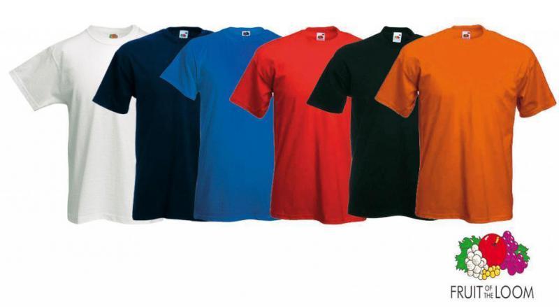 Camisetas desde 1,10 € marcadas a 1 color
