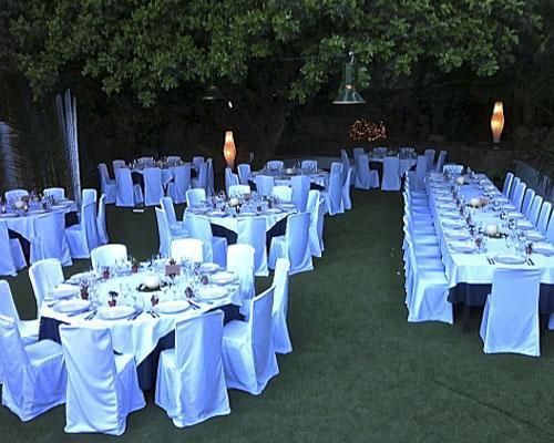 Un espacio en un entorno idilico para vuestra boda