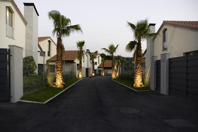 Urbanizacion la Huerta de Meres
