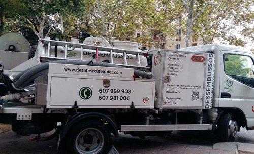 Desatascos y limpieza de tuberías en Sabadell