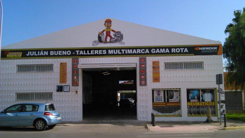 TALLER MECANICO MULTIMARCAS
