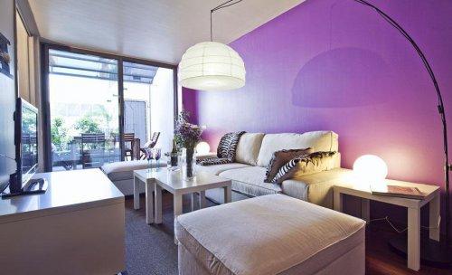 Uno de los apartamentos que ofrece OK Apartment Barcelona.