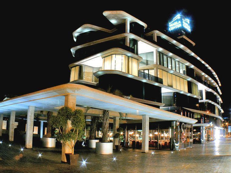 Edificios de oficinas Murcia- Marla center 2b- zorg arquitectos