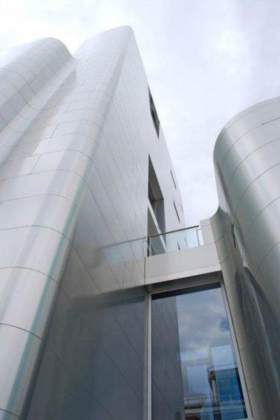 Edificios de oficinas Murcia- Clinica centrofama 3- zorg arquitectos
