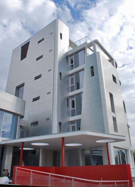 Edificios de oficinas Murcia- Clinica centrofama 1- zorg arquitectos