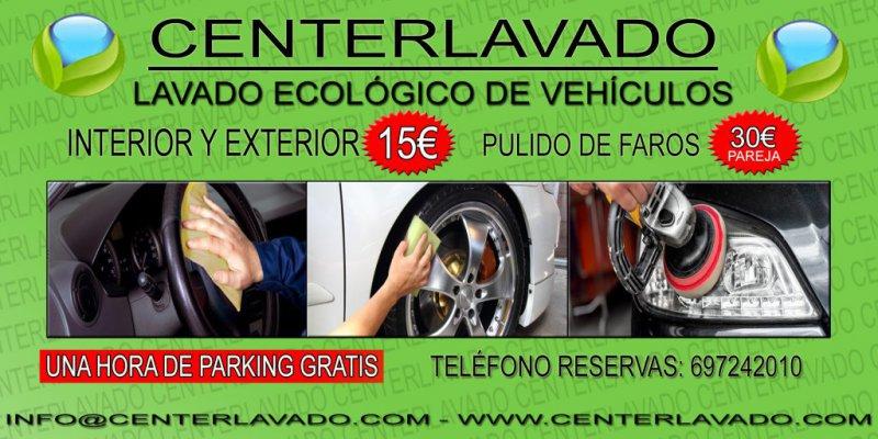 lavado de vehiculos ecologico sin agua