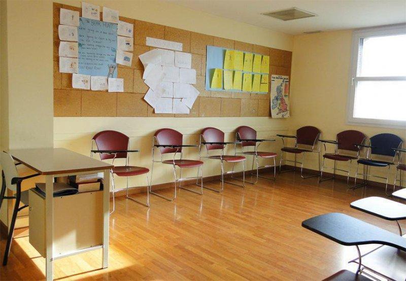 Merit School Maragall Aula