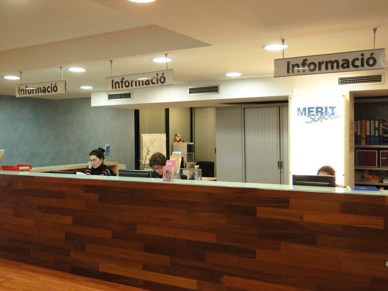 Merit School Maragall Secretaria 1