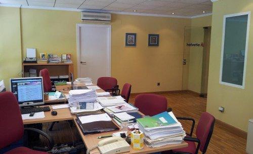 Oficinas en la Plaza de Santa Isabel