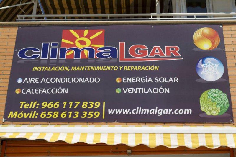 Oficina Climalgar en Benidorm