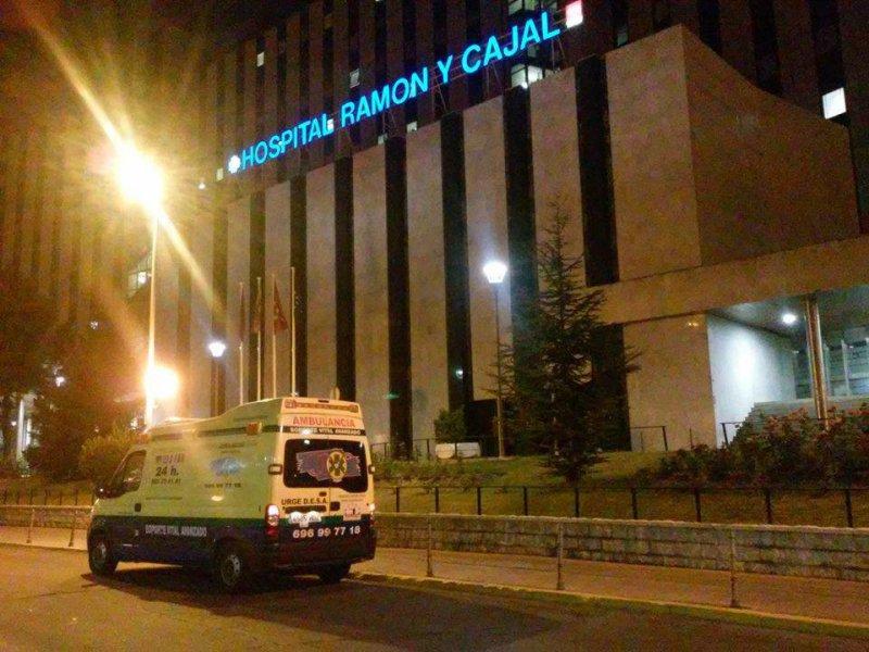 Urgedea en Hospital Ramón y Cajal de Madrid