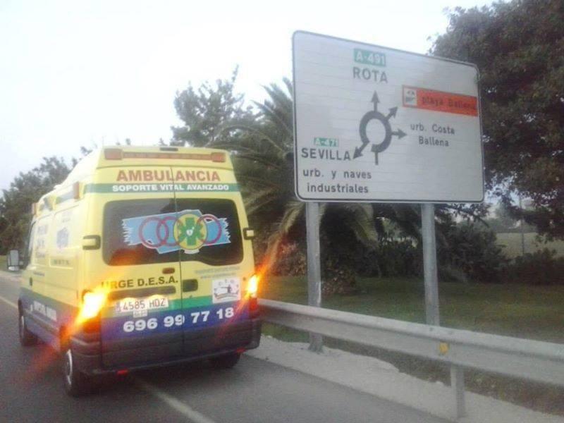 Urgedesa en Rota (Cádiz)