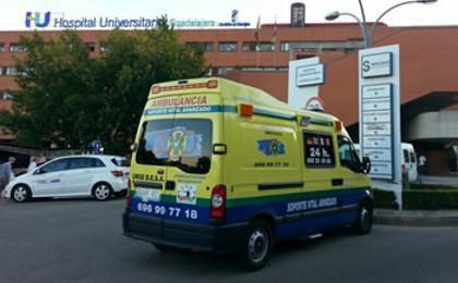 Urgedesa en Hospital de Guadalajara
