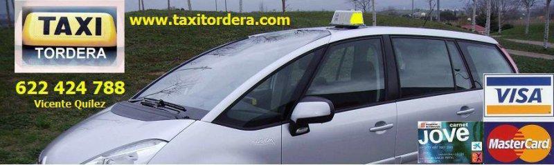 Taxi Tordera