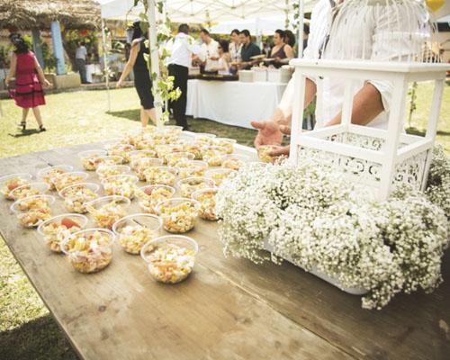 Déjate asesorar por profesionales en la organización de bodas