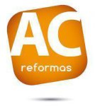 logotipo de AC Reformas y fachadas en palma de mallorca