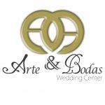 logotipo arte y bodas wedding center