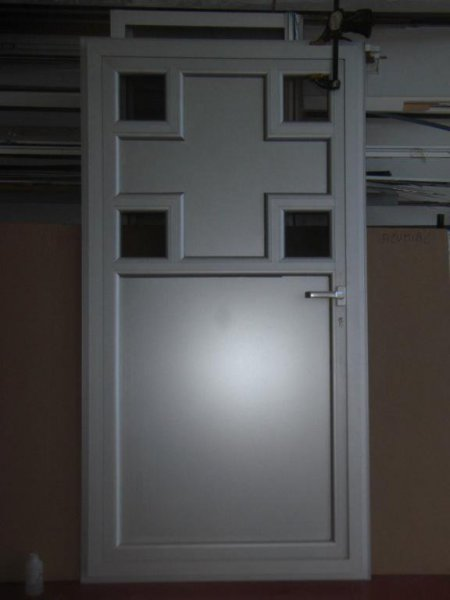 puertas con formas