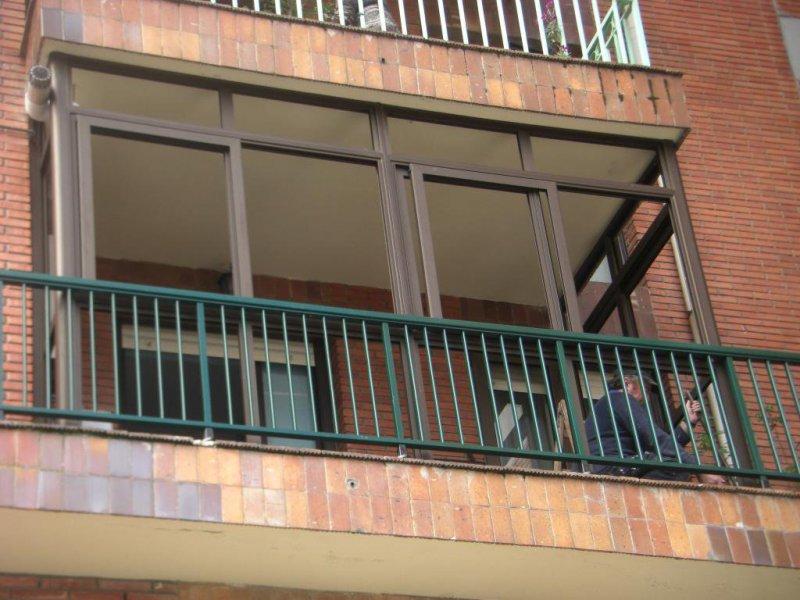 cierres de balcon