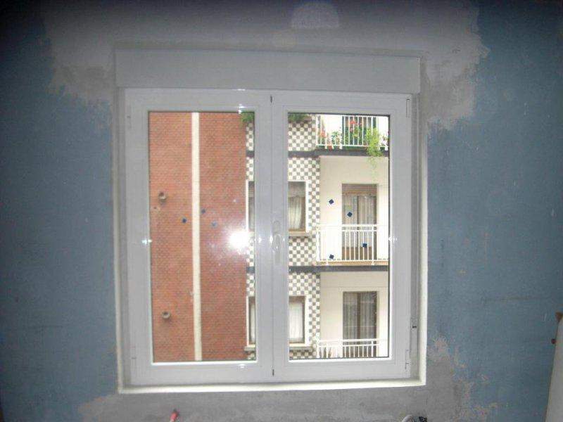 ventana de rotura puente termico