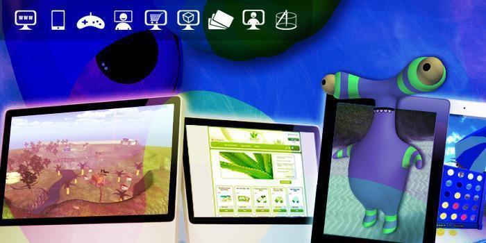 Desarrollos Interactivos 2D-3D Multi-plataformas