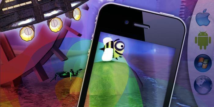 Apps y Juegos para Dispositivos Móviles.