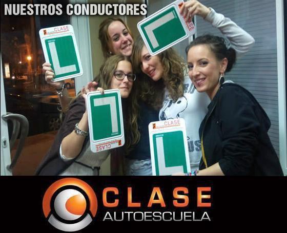 Alumnos Autoescuela Clase