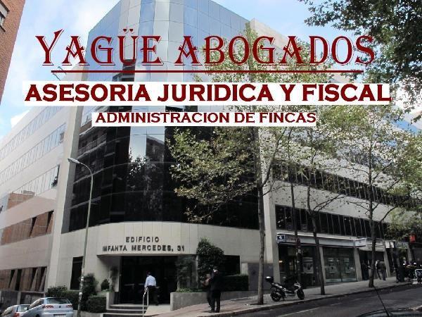 ADMINISTRADOR DE FINCAS  ABOGADOS MADRID