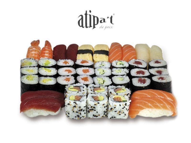 Atipa't de sushi