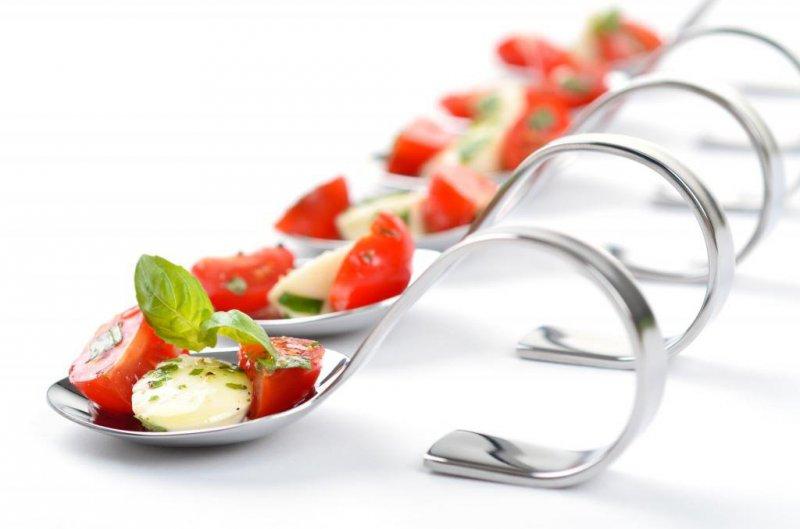 Tomatitos con mozzarella