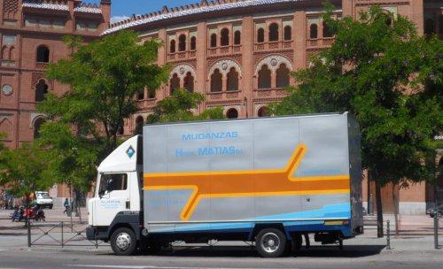 MUDANZAS MADRID-NACIONAL-INTERNACIONAL
