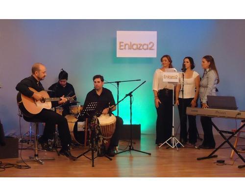 Enlaza2 grupo musical católico