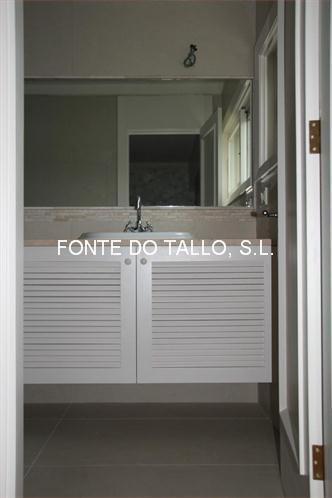 Carpintería Fonte do Tallo, madera, puertas y armarios en Vigo