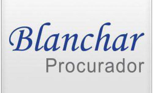 BLANCHAR Procuradores - Procurador Barcelona