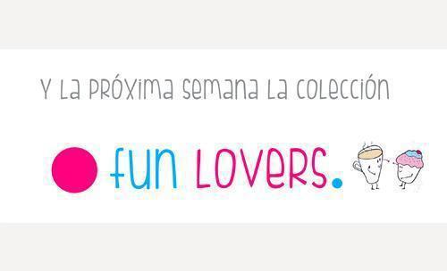 Colección fun lovers