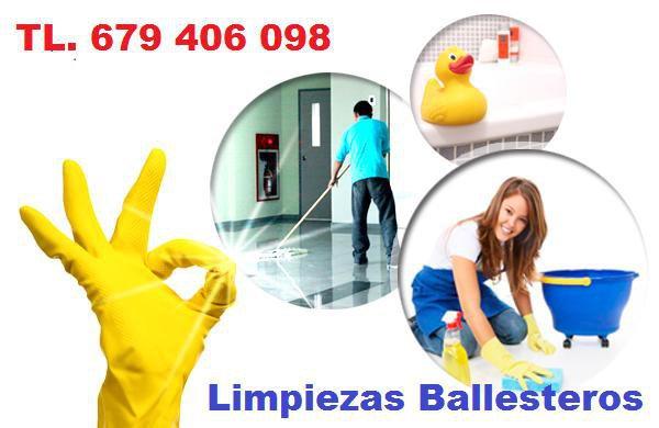 SERVICIOS DE LIMPIEZAS EN VALENCIA