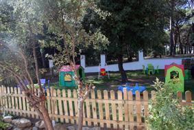 jardí, zona gronxadors