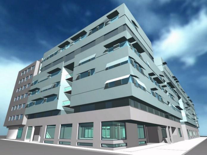 Infografías de mi Proyecto Fin de Carrera en la Escuela Técnica Superior de Arquitectura de Las Palmas de Gran Canaria