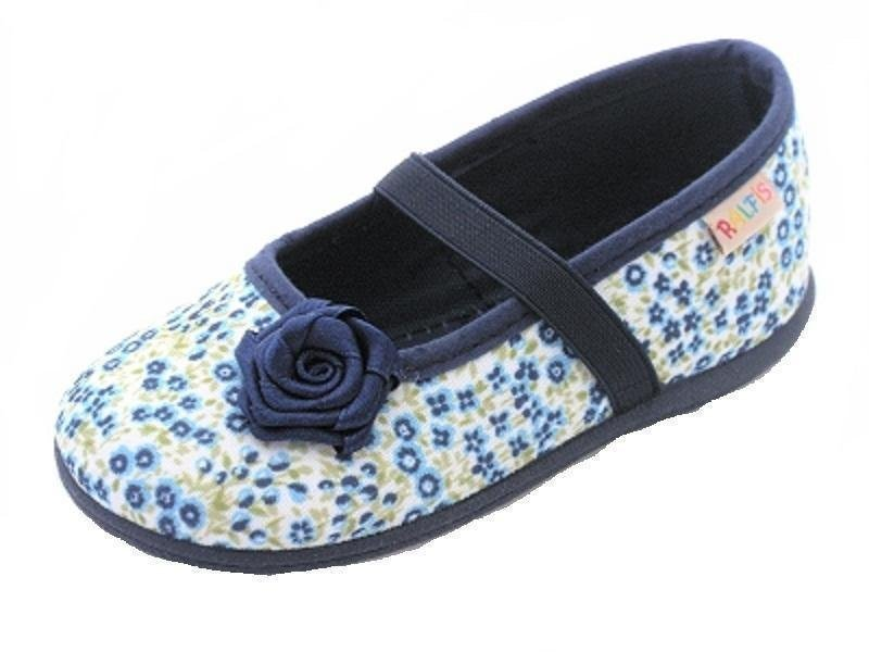 Zapatillas de lona marino Ralfis niña
