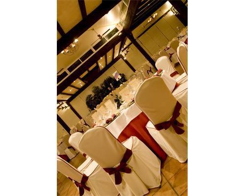 Amplios salones para bodas