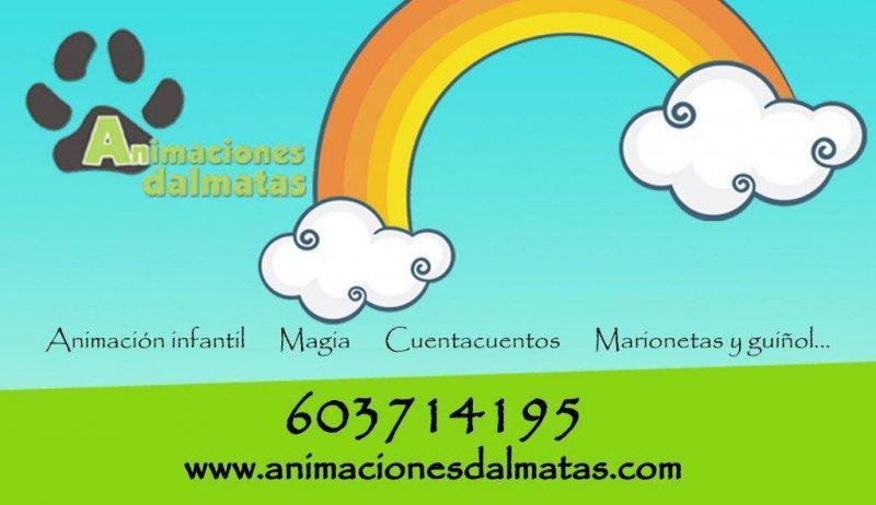 Animaciones Dalmatas
