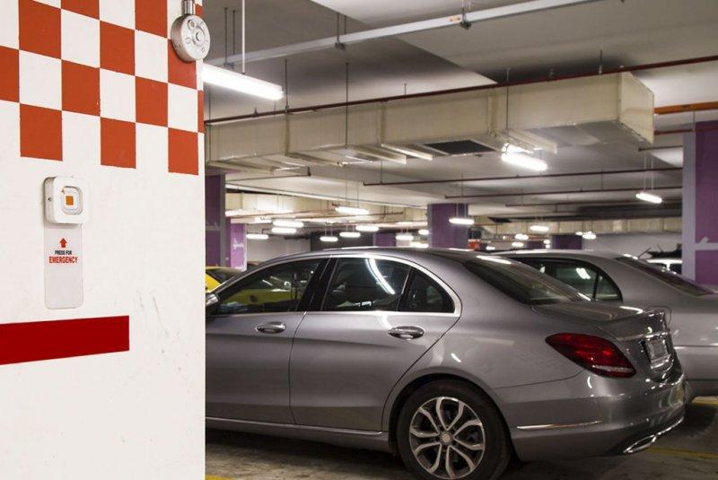 parking bacar