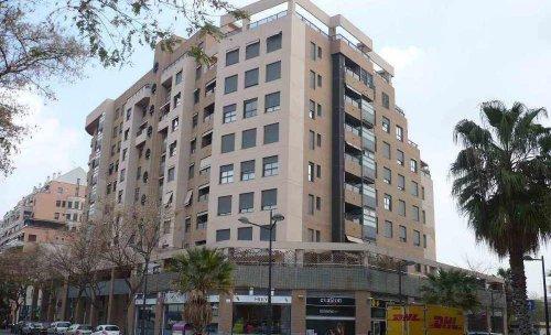 Administración Edificio Jardines de Guadalaviar