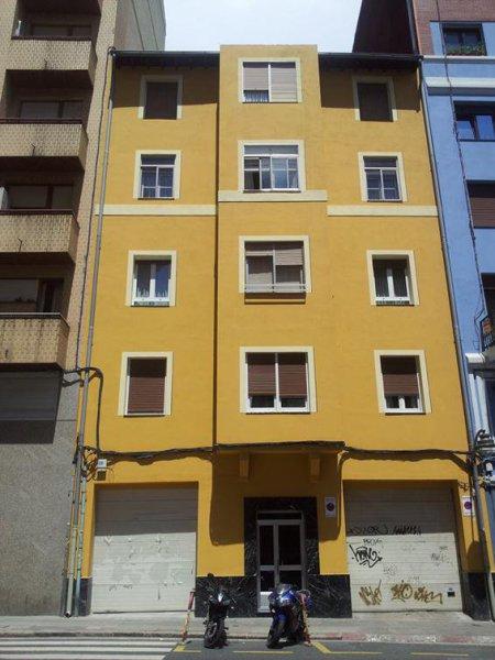Fachada en Bilbao