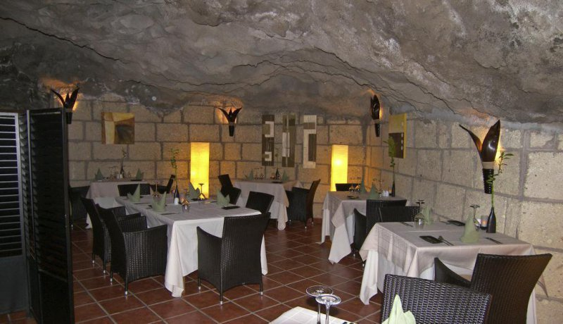 Restaurante el Autentico en la Finca