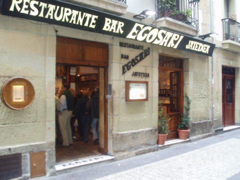 Exterior del Egosari
